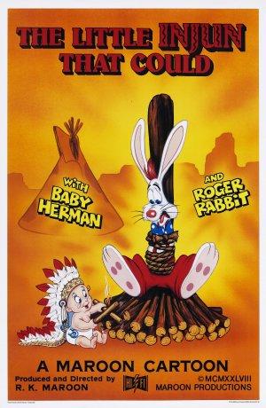 Who Framed Roger Rabbit 2115x3240