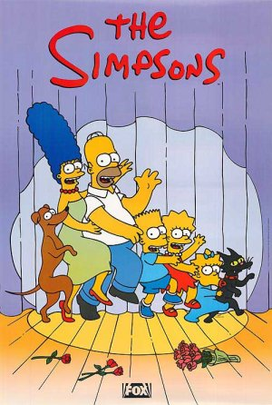 Die Simpsons 500x744
