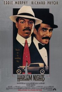 Harlem Nights poster