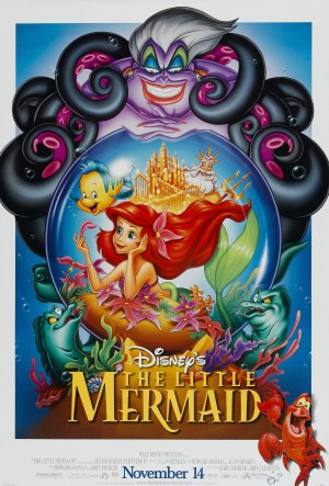 The Little Mermaid 1981x2926