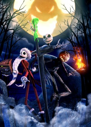 The Nightmare Before Christmas 729x1019