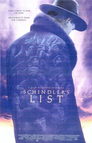 Schindler's List 350x545