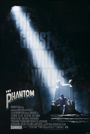 The Phantom Poster