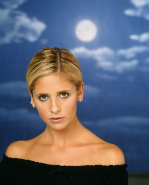 Buffy the Vampire Slayer 2190x2715