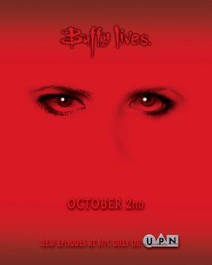 Buffy the Vampire Slayer 2400x3000