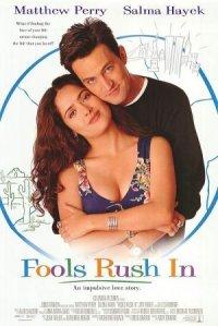Fools Rush In poster