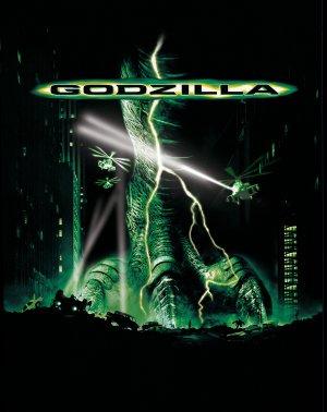 Godzilla 2808x3540