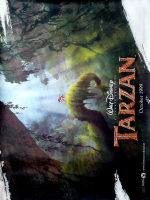 Tarzan 638x850
