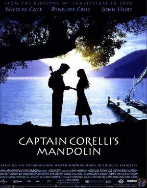 Captain Corelli's Mandolin 666x850
