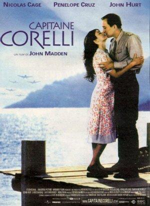Captain Corelli's Mandolin 550x755