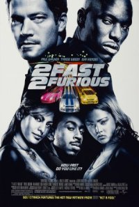 2 Fast 2 Furious: A todo gas 2 poster