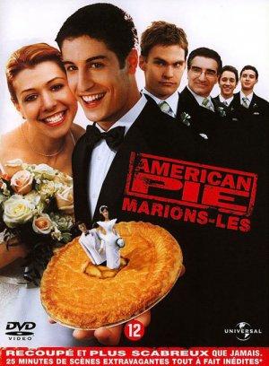 American Wedding 500x680