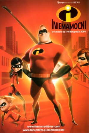The Incredibles 520x771