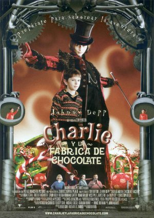 Charlie and the Chocolate Factory 667x945