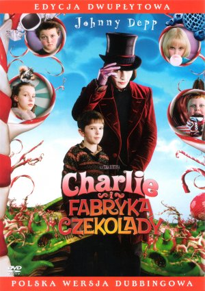 Charlie and the Chocolate Factory 1000x1418