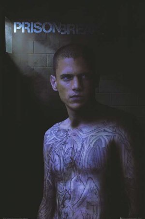 Prison Break 500x754