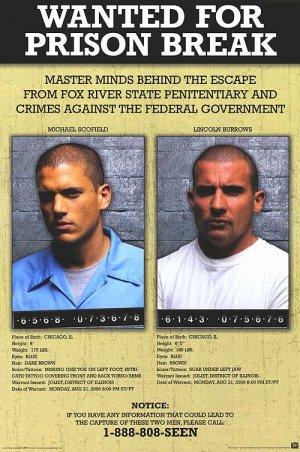 Prison Break 500x753