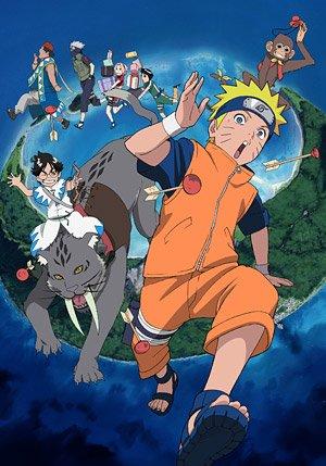 Naruto - The Movie 3 - Die Hüter des Sichelmondreiches 300x429