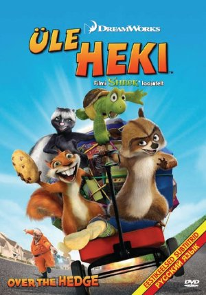 Over the Hedge 458x653