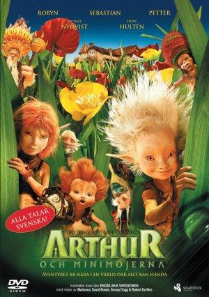 Arthur und die Minimoys 662x940