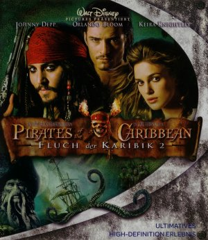 Pirates of the Caribbean: Dead Man's Chest 1304x1500
