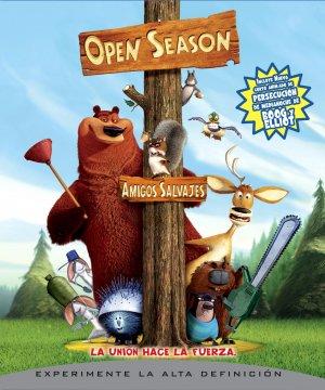 Open Season 1421x1704