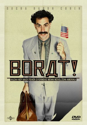 Borat: Cultural Learnings of America for Make Benefit Glorious Nation of Kazakhstan 1000x1439
