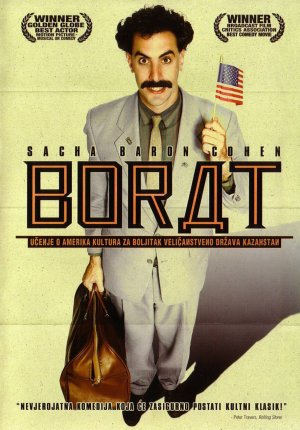 Borat: Cultural Learnings of America for Make Benefit Glorious Nation of Kazakhstan 913x1310