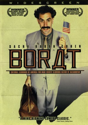 Borat: Cultural Learnings of America for Make Benefit Glorious Nation of Kazakhstan 1250x1775