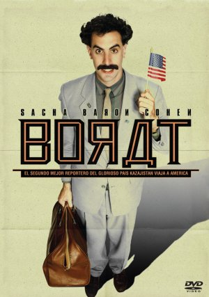 Borat: Cultural Learnings of America for Make Benefit Glorious Nation of Kazakhstan 759x1081