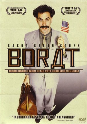Borat: Cultural Learnings of America for Make Benefit Glorious Nation of Kazakhstan 700x1000