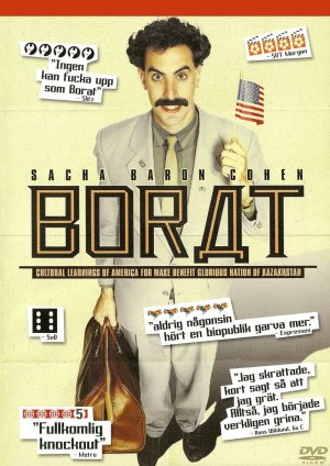 Borat: Cultural Learnings of America for Make Benefit Glorious Nation of Kazakhstan 999x1412