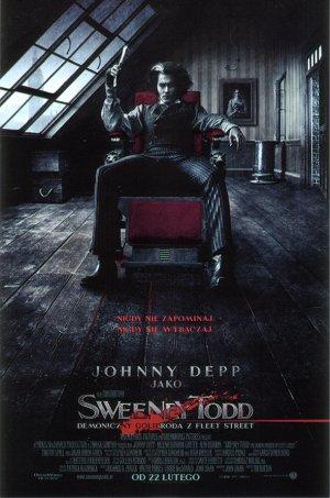 Sweeney Todd: The Demon Barber of Fleet Street 590x890