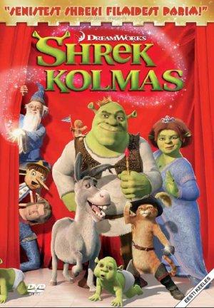 Shrek the Third 456x656