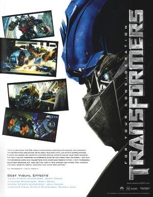 Transformers 600x770