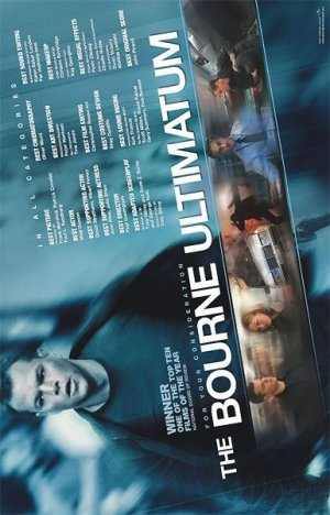 The Bourne Ultimatum 385x600