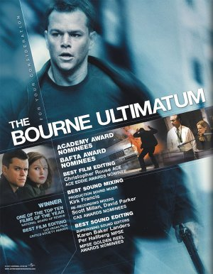 The Bourne Ultimatum 600x772