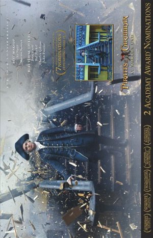 Pirates of the Caribbean: At World's End 450x700