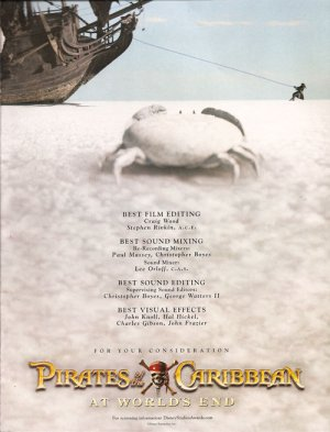 Pirates of the Caribbean: At World's End 500x655