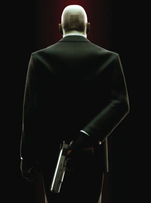 Hitman Key art