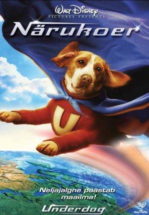 Underdog - Storia di un vero supereroe 574x827