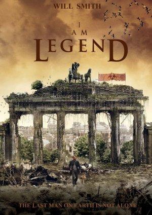 I Am Legend 1539x2174