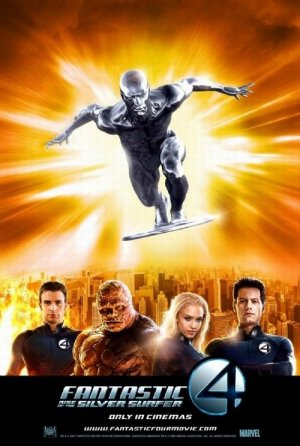 4: Rise of the Silver Surfer 500x744