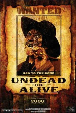 Undead or Alive: A Zombedy 300x445