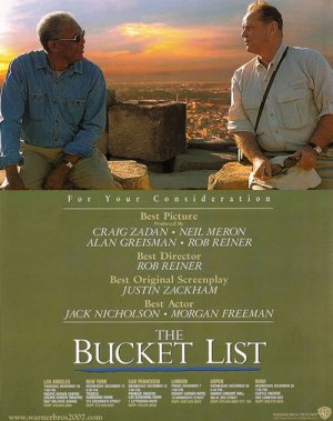 The Bucket List 500x632