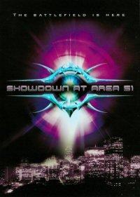 Showdown at Area 51 poster