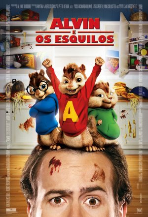 Alvin and the Chipmunks 2041x2997