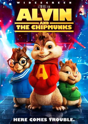 Alvin and the Chipmunks 1535x2174