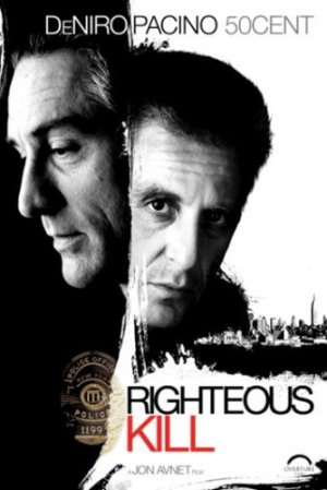 Righteous Kill 334x500