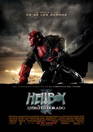 Hellboy II: The Golden Army 1165x1646